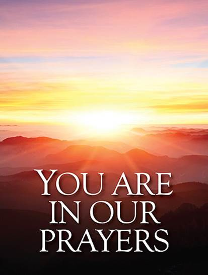 in our prayers - 413×547