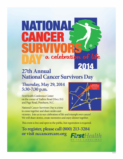 National Cancer Survivors Day 2014