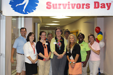 Cancer Survivors Day 2014 - FirstHealth Team
