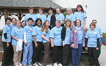 FirstHealth Center for Inpatient Rehabilitation Staff