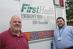FirstHealth EMS-Chesterfield