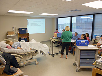 Maternal Simulator Helps OB Nurses Prepare for Emergencies ...