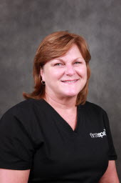 Jo Ann Richardson - Certified Medical Massage Practitioner at first spa at FirstHealth Fitness