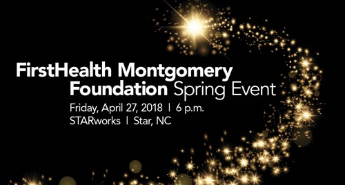 Montgomery Foundation Spring Event 2018