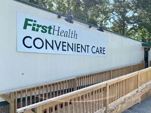 FirstHealth Convenient Care, Lake Tillery | FirstHealth